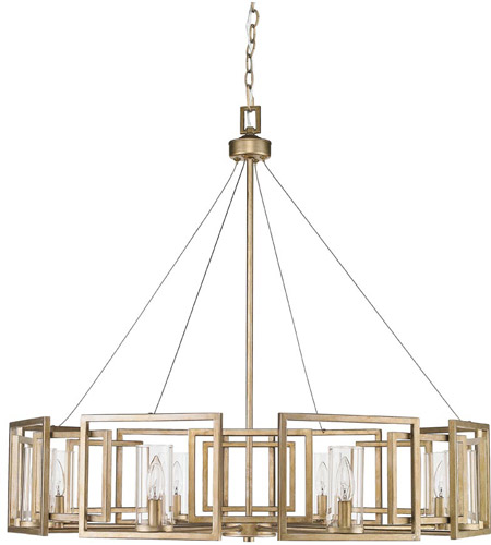 in clear mini and cfm wide chandelier gmt inch gunmetal golden bronze shown lighting glass smyth light item finish