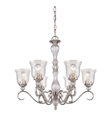 golden lighting chandelier. Golden Lighting 8118-6-PW Alston Place 6 Light 29 Inch Pewter Chandelier Ceiling