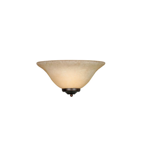 Golden Lighting 8355-RBZ Multi-Family 1 Light 13 inch Rubbed Bronze Wall Sconce Wall Light photo