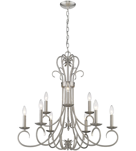 Steel Homestead Chandeliers