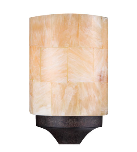 Golden Lighting Empyreal Shade in Honeycomb Onyx SHADE-1220 photo