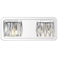 Steel Krysta Bathroom Vanity Lights