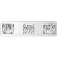 Krysta LED 20 inch Chrome Bath Vanity Wall Light