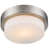 Multi-Family 1 Light 9 inch Pewter Flush Mount Ceiling Light