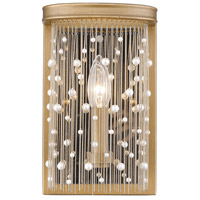 Marilyn 1 Light 6 inch Peruvian Gold Wall Sconce Wall Light