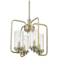 Golden Lighting Steel Mini Chandeliers