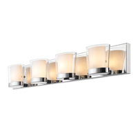 Vanora 4 Light 32 inch Chrome Bath Vanity Wall Light