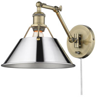 Golden Lighting Swing Arm Lights/Wall Lamps