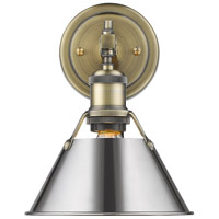 Steel Orwell Ab Bathroom Vanity Lights
