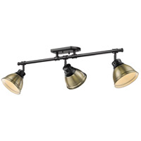 Duncan BLK Semi-Flush Mounts