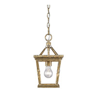 Davenport 1 Light 7 inch Luxe Gold Mini Pendant Ceiling Light