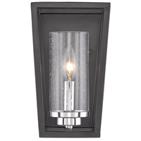 Mercer 1 Light 6 inch Black Wall Sconce Wall Light