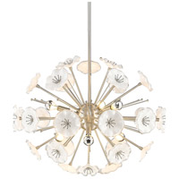 Smithsonian Kyoto 6 Light 26 inch Pewter Pendant Ceiling Light