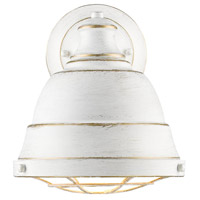 Bartlett 1 Light 9 inch French White Wall Sconce Wall Light