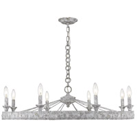Ferris 8 Light 36 inch Oyster Chandelier Ceiling Light