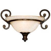 Heartwood 1 Light 14 inch Burnt Sienna Wall Sconce Wall Light