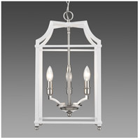Leighton 3 Light 12 inch Pewter Pendant Ceiling Light