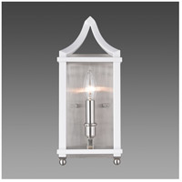 Leighton 1 Light 6 inch Pewter Wall Sconce Wall Light