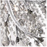 Golden Lighting 9903-WSC-MSI Autumn Twilight 3 Light 7 inch Mystic Silver  Wall Sconce Wall Light