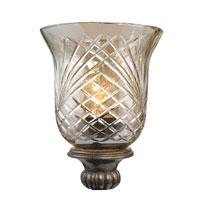 Golden Lighting Alston Place Glass in Burnt Sienna G8118-6-HC photo thumbnail