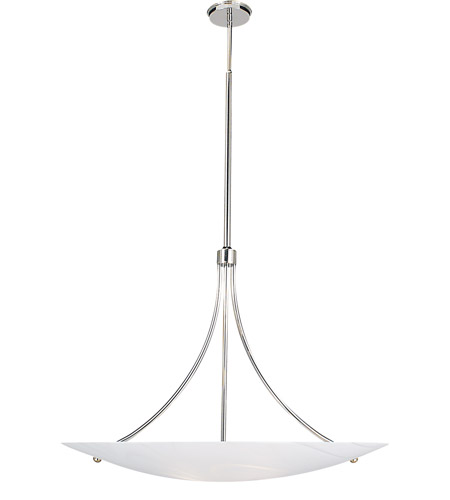 HA Framburg Veronique 2 Light Chandelier in Polished Silver 1036PS photo