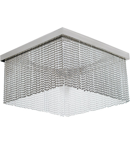 HA Framburg 2106PS Gymnopedie Polished Silver Can Trim Ceiling Light photo