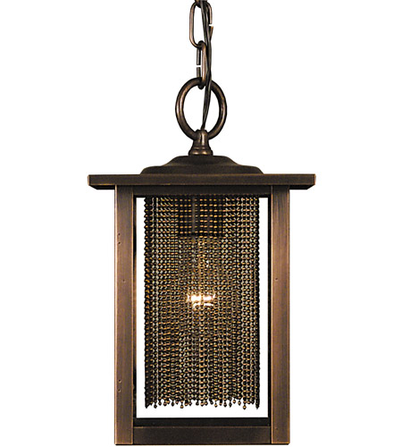 HA Framburg Gymnopedie 1 Light Exterior in Siena Bronze 2284SBR photo