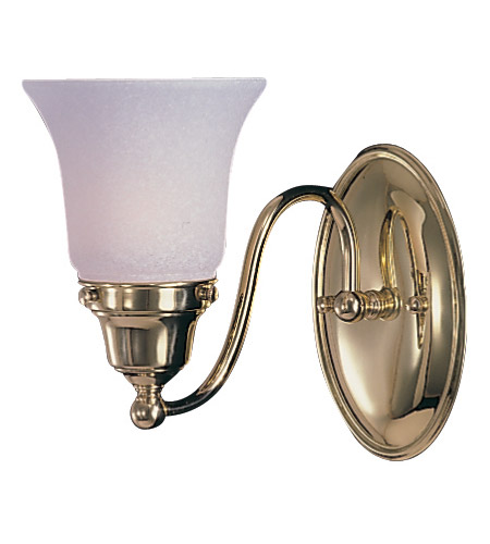 Framburg 8411PB Magnolia 1 Light 6 inch Polished Brass Sconce Wall Light photo