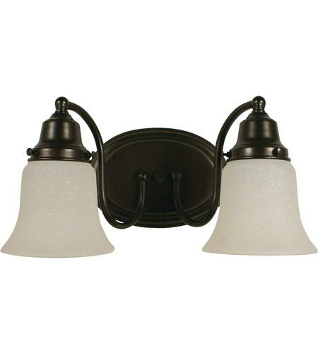 Framburg 8412MB Magnolia 2 Light 13 inch Mahogany Bronze Sconce Wall Light photo