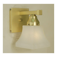 HA Framburg Taylor 1 Light Sconce in Satin Brass 1371SB