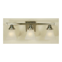 HA Framburg Taylor 3 Light Sconce in Polished Nickel 1373PN
