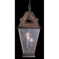 HA Framburg Chevalier 3 Light Exterior in Sienna Bronze 1693SBR