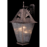 HA Framburg Chevalier 4 Light Exterior in Sienna Bronze 1695SBR