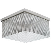 HA Framburg 2106PS Gymnopedie Polished Silver Can Trim Ceiling Light photo thumbnail