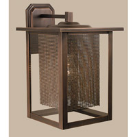 HA Framburg Gymnopedie 1 Light Exterior in Siena Bronze 2285SBR