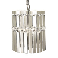 HA Framburg Nathaniel 3 Light Pendant in Polished Silver 2363PS