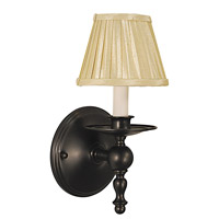 HA Framburg Sheraton 1 Light Bath Light in Mahogany Bronze 2451MB
