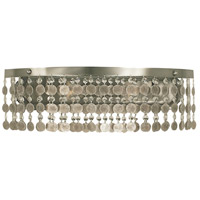 HA Framburg Naomi 2 Light Bath and Sconce in Brushed Nickel 2922BN