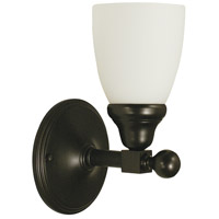 Taylor 1 Light 6 inch Mahogany Bronze Bath and Sconce Wall Light