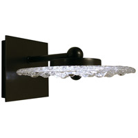 Celeste LED 8 inch Mahogany Bronze Sconce Wall Light