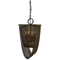 HA Framburg Genesis 4 Light Pendant in Mahogany Bronze 4634MB