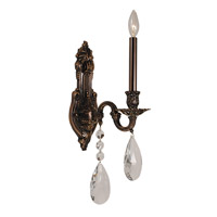 HA Framburg Czarina 1 Light Bath Light in Roman Bronze 5591RB
