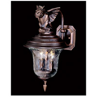 HA Framburg Carcassonne 2 Light Exterior in Siena Bronze 8502SBR