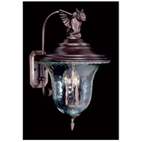 HA Framburg Carcassonne 3 Light Exterior in Siena Bronze 8508SBR
