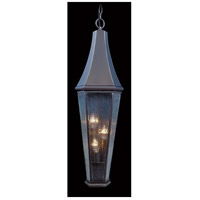 HA Framburg Le Havre 3 Light Exterior in Iron 8923IRON