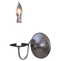 HA Framburg Jamestown 1 Light Bath Light in Mahogany Bronze 9221MB