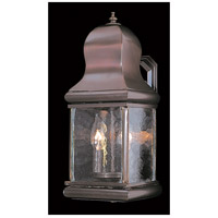 HA Framburg Marquis 2 Light Exterior in Mahogany Bronze 9260MB