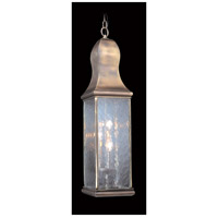 Marquis 3 Light 8 inch Harvest Bronze Exterior in Without Crystal