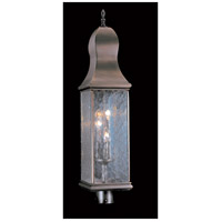 Marquis 3 Light 35 inch Harvest Bronze Exterior Post Mount