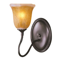 HA Framburg Cottage 1 Light Bath and Sconces in Mahogany Bronze 9361MB